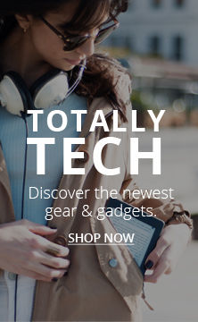 Totally Tech Discover the newest gear and gadgets.